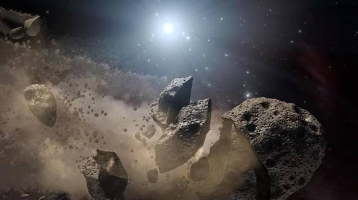 ciri ciri asteroid