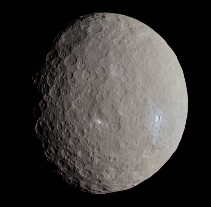 jenis asteroid Ceres