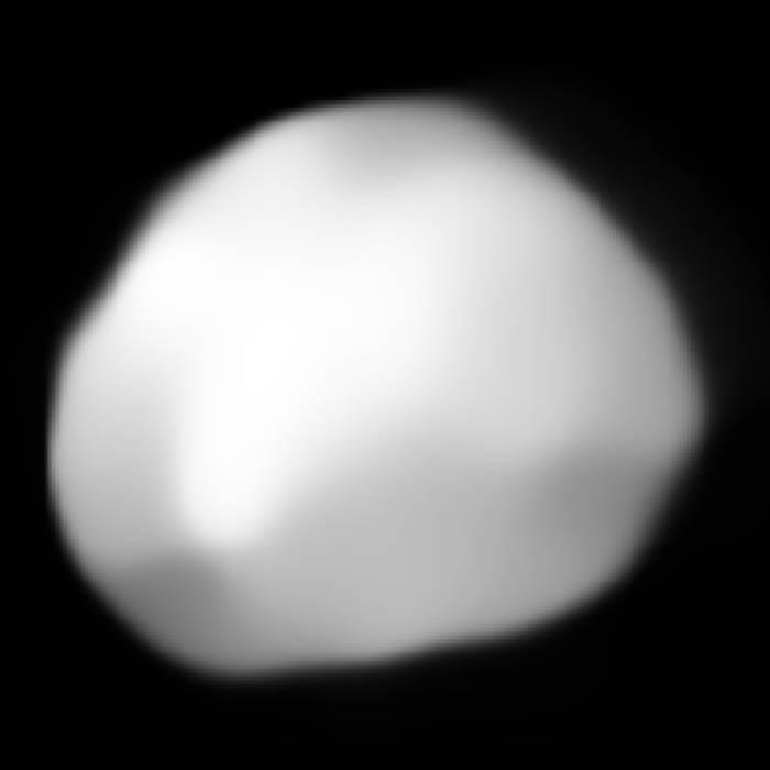 jenis asteroid interamnia