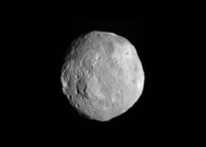 jenis asteroid davida