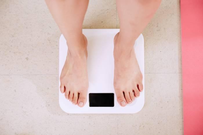 berat badan meningkat