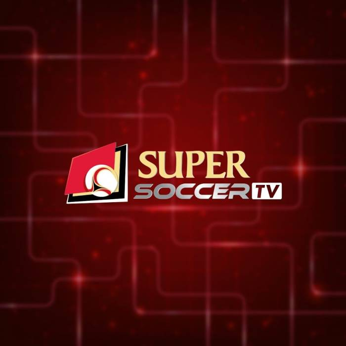 Aplikasi streaming bola SuperSoccer TV