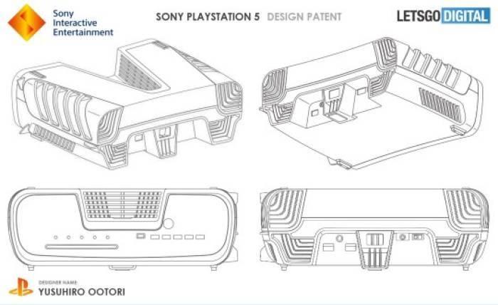 Render dev kit PlayStation 5