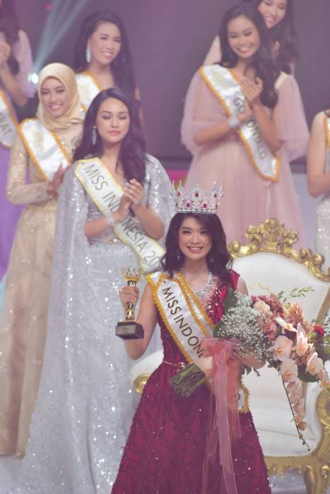 Miss Indonesia 2020, Miss Indonesia, Miss World 2019, Pricilia Carla Yules, Sulawesi Selatan