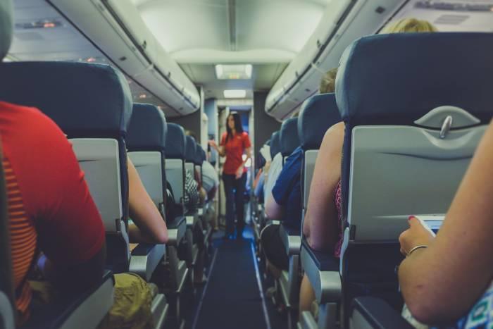 pramugari di pesawat
