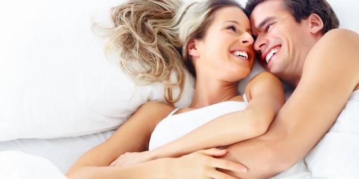 Ilustrasi pasangan suami-istri