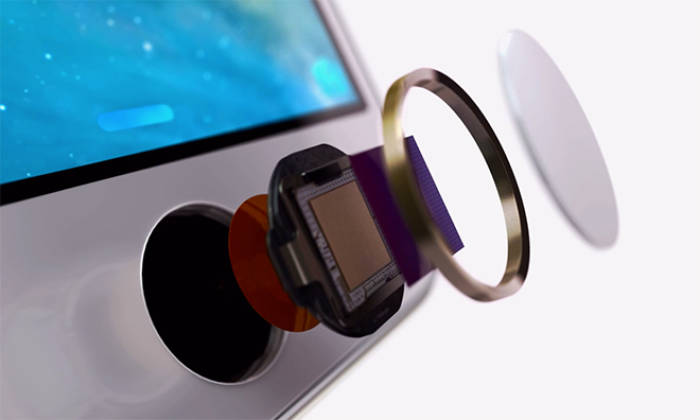 TouchID di iPhone
