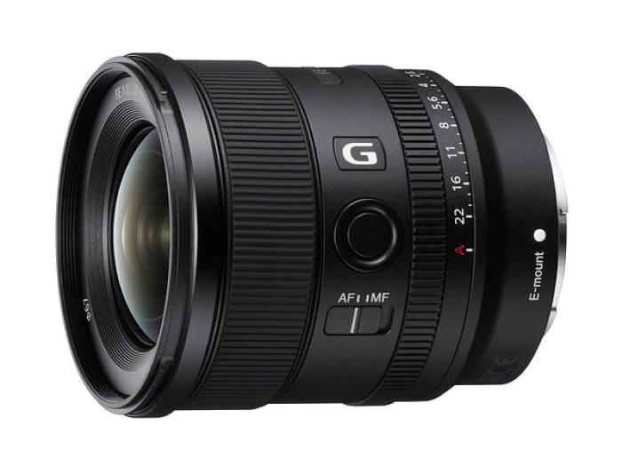 Sony FE 20mm F1.8G
