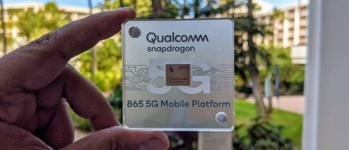 Chipset Snapdragon 865