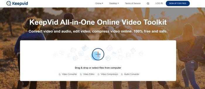 Cara mudah download video YouTube dari situs Keepvid