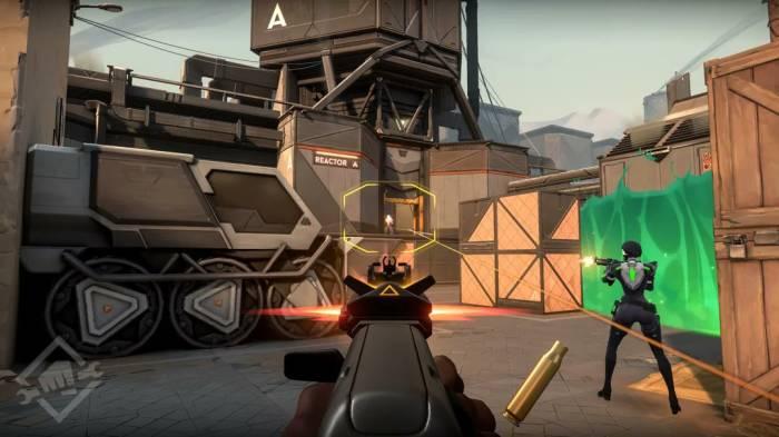 Screenshot game Valorant