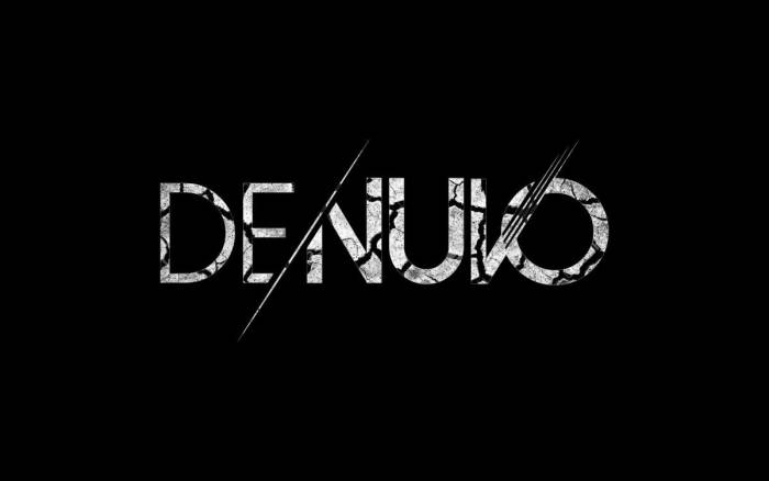 Figure logo Denuvo