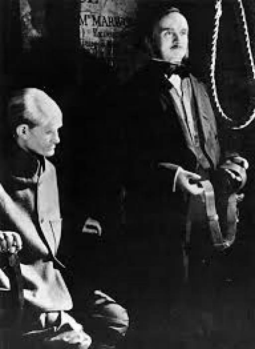 Hukuman mati untuk Charles Peace