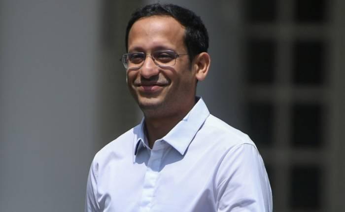 Menteri Pendidikan dan Kebudayaan RI Nadiem Makarim