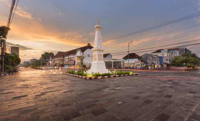 Kota Paling Populer di Indonesia sebagai Destinasi Liburan