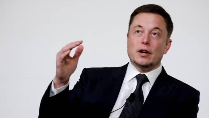 CEO Tesla dan SpaceX, Elon Musk