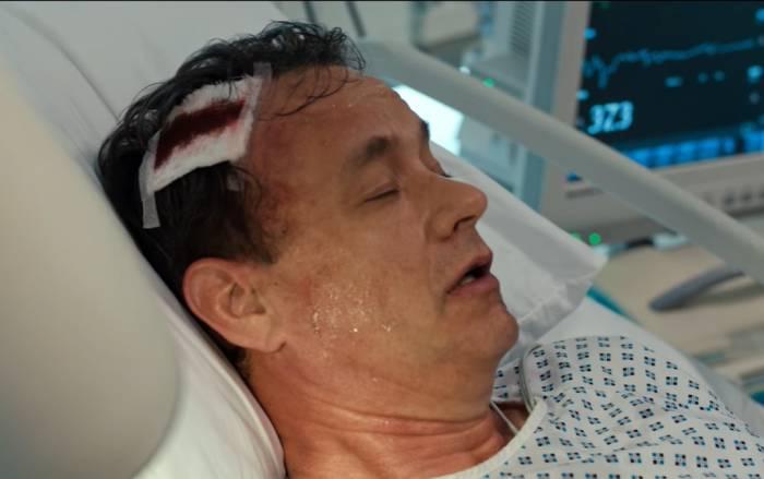 Tom Hanks dalam adegan