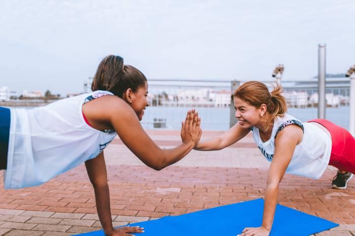 Tingkatkan daya tahan tubuh dengan berolahraga