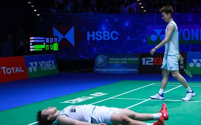 Kevin Marcus All England 2020