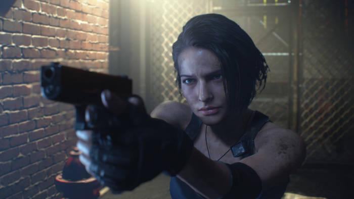 Resident Evil 3-Remake