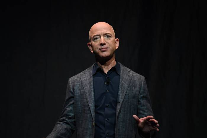 CEO Amazon, Jeff Bezos