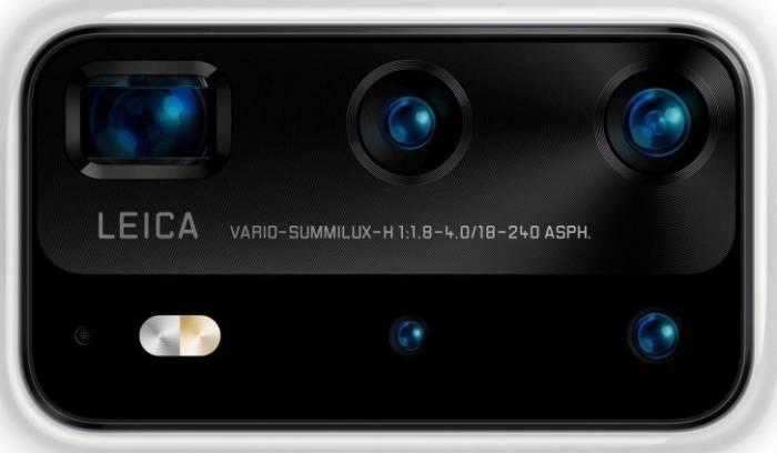 Kamera Huawei P40 Pro+