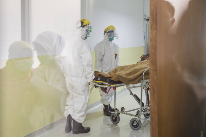 arti istilah pasien suspect virus corona COVID-19