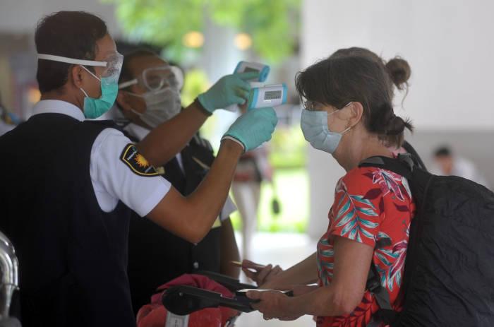 arti istilah orang tanpa gejala OTG virus corona COVID 19