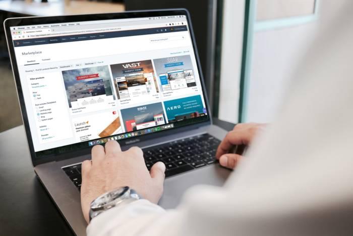 Belanja online bisa tularkan virus corona