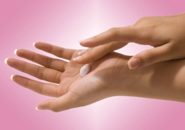 Krim tangan
