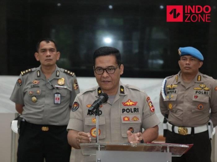 Polisi,Polri,Argo Yuwono