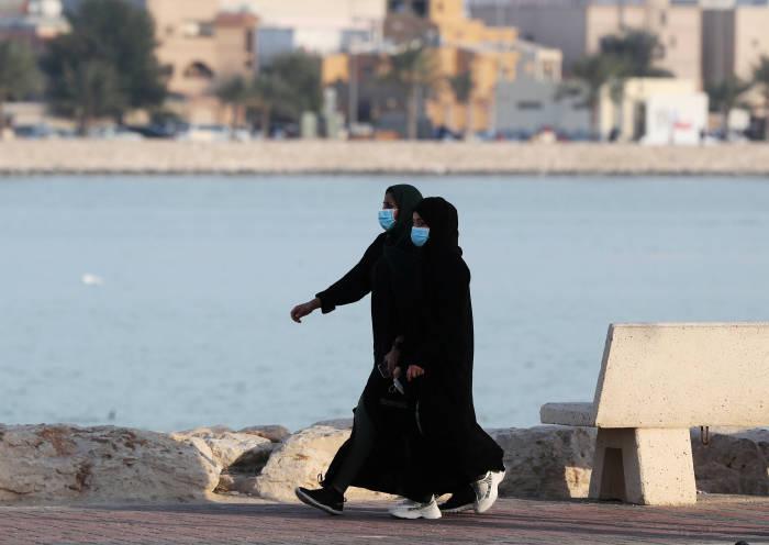 arab saudi lockdown