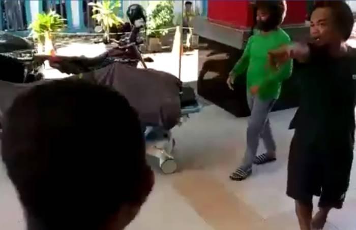 Pasien meninggal secara wajar di RSUD Syekh Yusuf Gowa dibawa pulang pakai taksi online