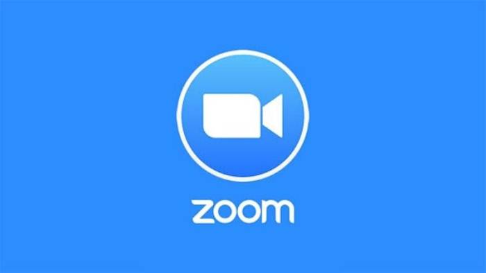 Aplikasi video call conference Zoom Cloud Meetings