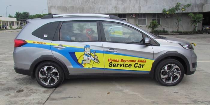 Home Service Honda