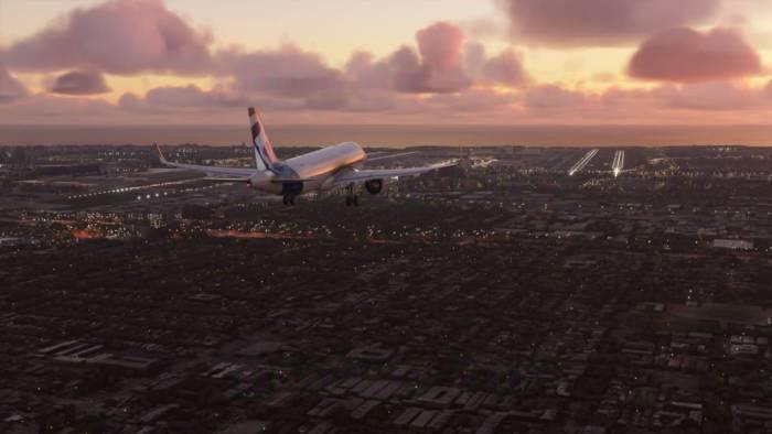 Gameplay Microsoft Flight Simulator 2020
