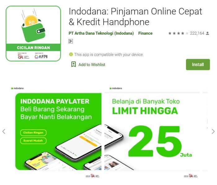 5 Aplikasi Cicilan Online Tanpa Kartu Kredit Terpercaya Indozone Id