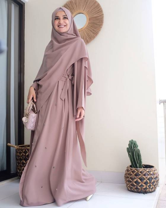 Deretan Jenis Hijab Yang Akan Tren Lebaran 2020 Indozone Id
