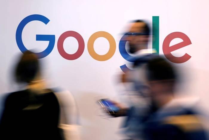 Logo perusahaan Google