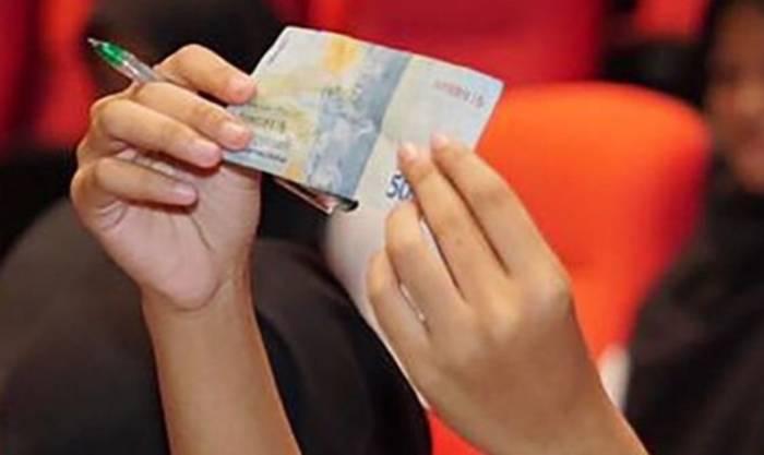 Uang rupiah.(Instagram/@bankindonesia)