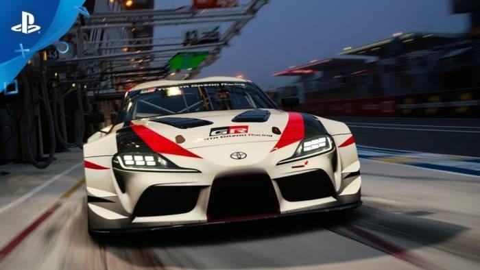 Salah satu mobil Toyota di Forza Horizon 4