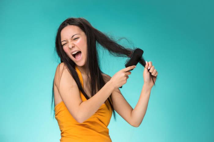 efek buruk dry shampoo