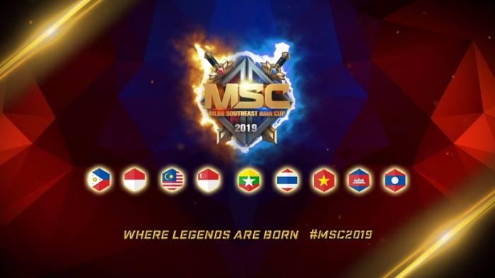 Logo turnamen MSC