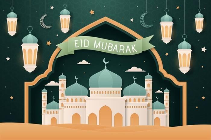 ucapan Hari Raya Idul Fitri sesuai sunnah Nabi Muhammad
