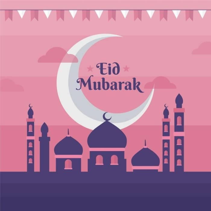 kata ucapan selamat hari raya Idul Fitri sesuai sunnah Rasulullah
