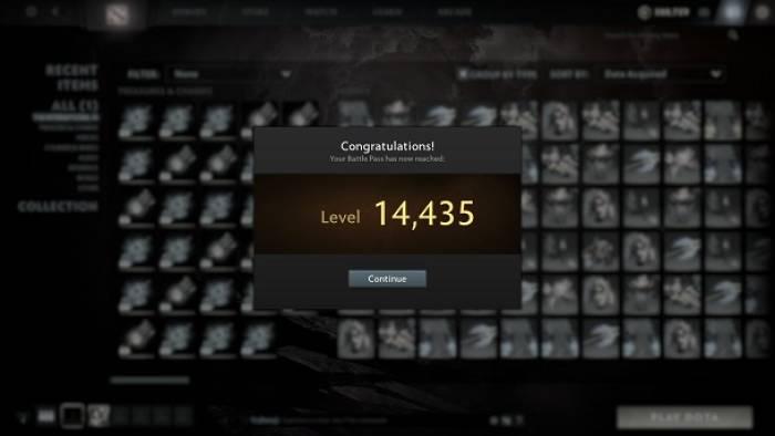 Level Battle Pass dari Archangel Yuji