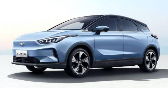 Mobil Listrik Tiongkok Siap Bersaing dengan Nissan Leaf
