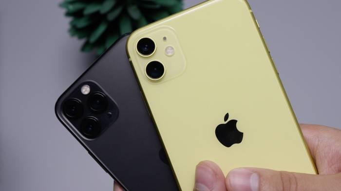 iPhone 11 Pro dan iPhone 11