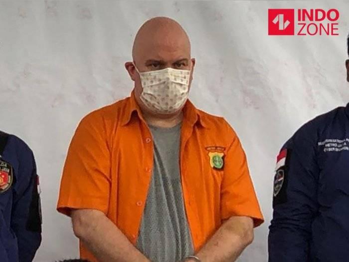 Polisi Koordinasi dengan U.S Embassy Soal Ekstradisi Buronan FBI Medlin