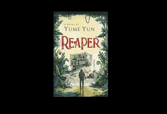 Novel dengan unsur hacker berjudul Reaper.